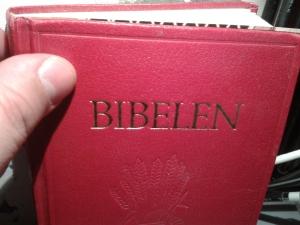 bibelen-red